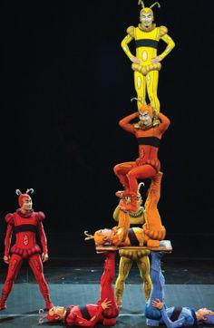 "Cirque Du Soleil ""Iris"""