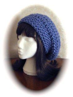Don't really crochet. Crochet Adult Hat, Crochet Beanie, Love Crochet, Beautiful Crochet, Crochet Yarn, Crochet Stitches, Knitted Hats, Crochet Patterns, Crochet Crafts
