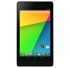 Google Nexus 7 Full HD Tablet - Android 4.3 OS, 1.5GHz Qualcomm Snapdragon S4, 7 Touchscreen, 16GB Storage, Built-in WiFi, Bluetooth, Front/Rear Camera - NEXUS7 ASUS-2B16 at TigerDirect.com