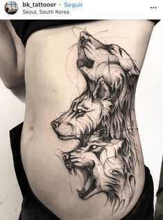 half sleeve tattoo designs and meanings - sleeve tattoos Half Sleeve Tattoos Designs, Tattoo Designs And Meanings, Sleeve Tattoos For Women, Wolf Tattoos For Women, Wolf Tattoo Back, Small Wolf Tattoo, Tattoo Wolf, Wolf Sleeve, Wolf Tattoo Sleeve