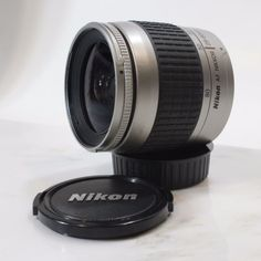 Nikon AF NIKKOR 28-80mm f/3.3-5.6 G Wide Angle Zoom Lens Nikon Digital (C912) | eBay