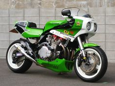 Kawasaki Z1 Endurance Style by Works Sport Racing from Japan