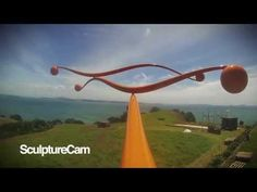Kinetic art - Optical illusion kinetic sculpture that seems to move in impossible ways. - YouTube