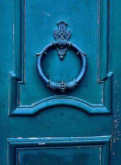Lisbon blue