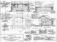 1000 images about lean to on pinterest lean to lean to for Lean to shelter plans