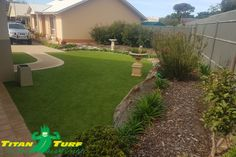 If You're Looking For A Safe And Effective Way To Improve The Look Of Your Landscape, Go For Artificial Lawn Adelaide. The Reduction In Costs And Maintenance Are Worth The Investment! You Can Visit Our Display Centre Or Give Us Call Any Time On 8384 Synthetic Lawn, Forever Green, Fake Grass, Astro Turf, Green Lawn, Green Landscape, Safe Place, Outdoor Living, Yard