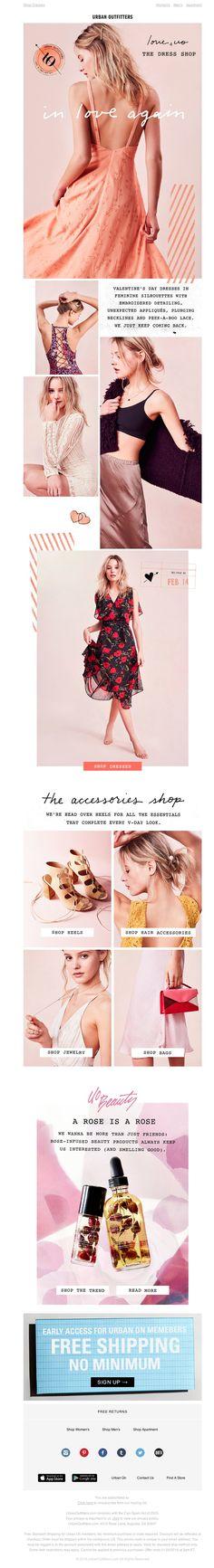 Urban Outfitters - Falling hard for feminine dresses →