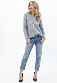 Pin for Later: The 7 Denim Trends You'll Live In All Fall Boyfriend