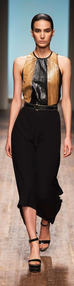 Salvatore Ferragamo Spring 2015 RTW Fashion Show
