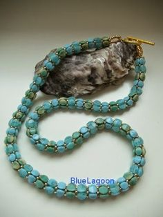 BlueLagoon: Pinch Beads