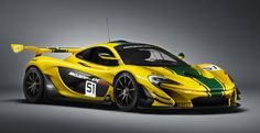 Hybride McLaren P1 GTR produceert 1.000 pk - http://www.driving-dutchman.com/hybride-mclaren-p1-gtr-produceert-1-000-pk/