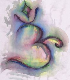 A Buddhist Symbol. Love kindness protection
