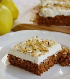 320 Best Édességek images in 2020 Cookie Desserts, Dessert Recipes, Hungarian Desserts, Tasty, Yummy Food, Cakes And More, Healthy Desserts, Food To Make, Food And Drink