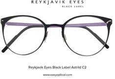 Reykjavik Eyes Black Label Astrild C2