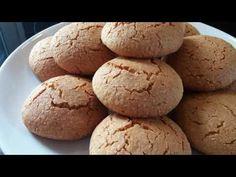 Μπισκότα Καρύδας σε 5 λεπτά! - Γεύση και Οικονομία - YouTube
