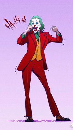 O Joker, Harley Y Joker, Joker Art, Harley Quinn, Ha Ha, Batman Wallpaper, Joker Wallpapers, Joaquin Phoenix, Ben 10
