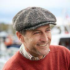 Tweed - Kappe von Balmoral      bestellen - THE BRITISH SHOP - englische…
