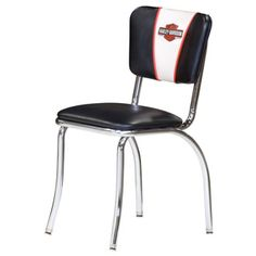 H-D™ Nostalgic Bar & Shield Diner Chair at ACE Branded Products Branded Products