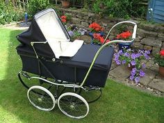 Vintage coachbuilt pram Marmet Sol Whitby (1962) on Gumtree. I have for sell my lovely marmet Sol Whitby by 1960s., Drop toe pram. It have section at the end