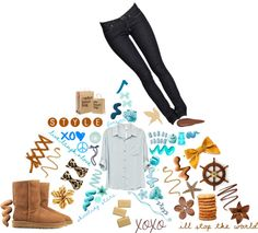 """-; Ignore♥"" by jelly-bean ❤ liked on Polyvore"