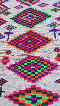Azilal rugs or Azilals were traditionally handmade by the indigenous Berber women from the Azilal region located deep in the rural remote areas of the High Atlas Mountains. Each rug tells the story of the weaver and symbolises their life in patterns. The tribal patterns can tell stories of life, death, beliefs, appreciation or major life events. Traditionally the art of creating these rugs would be passed down through generation as mother would teach daughter and so on.  The Azilals are…