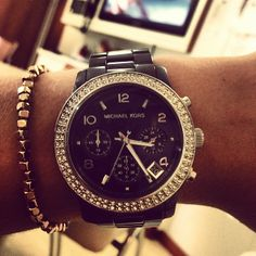 <3 love big chunky watches