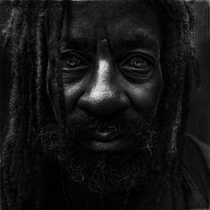 MariaJose: Retratos en blanco y negro de personas sin hogar