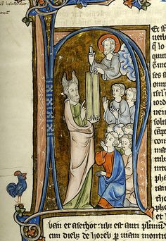 Bible, MS M.969 fol. 84v - Images from Medieval and Renaissance Manuscripts - The Morgan Library & Museum