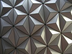 http://upload.wikimedia.org/wikipedia/commons/3/33/Spaceship_Earth_tiles_(close).jpg