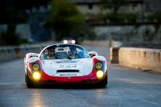 Tour Auto 2012 - Porsche 910