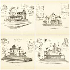 victorian house floor plans - Google Search | Mountain Lodge ...