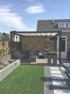 38 Wonderful Garden Deck Ideas With Best Decking Designs |   #deck  #deckideas
