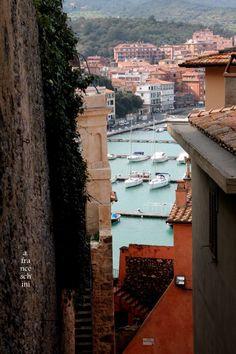 Porto Ercole in Tuscany