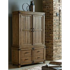 Legacy Classic Metalworks Armoire | from hayneedle.com