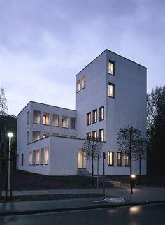 Haus am Cöllenhof Bonn in Bonn, Architektur - baukunst-nrw