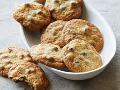 Super-Chewy Chocolate Chip Cookies recipe from Food Network Kitchen via Food Network