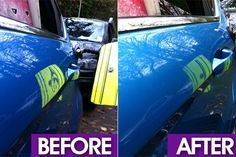 Car door dent repair Cardiff