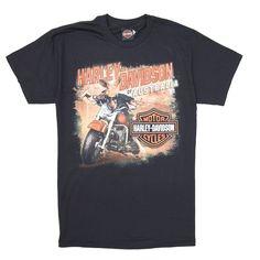 Harley-Heaven Tuff Roo Tee - Men