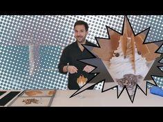 Tulipe Mont-Blanc par Christophe Michalak - YouTube