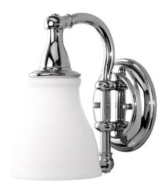 Checkolite 7621-15 Price Pfister Marielle Collection 1-Light Vanity, Chrome by Checkolite. $29.99. From the Manufacturer                Price Pfister Marielle is a beautiful way to bring your personal style to your home or office, beautiful chrome. 1-Light Vanity W: 7.80-Inch H: 9-Inch Ext: 7-1/2-Inch, 1 by 60-Watt Medium Base Type A Bulb.                                    Product Description                This Marielle 1 Light Vanity brings a touch of French elegance ...