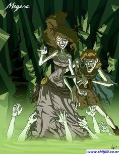"Princesas ""demoníacas"" Disney - Megara"