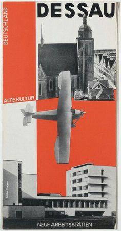 Dessau, Deutschland, alte Kultur, neue Arbeitsstätten. Herbert Bauer