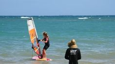 HST Maui! All sorts of water sports to learn!