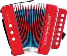 If you can handle the noise, play it on an accordion!  Found mine at my local World Market store.  $25