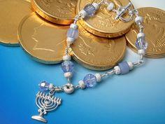 Jewelry Making Designs - Winter Lights Bracelet