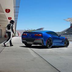 """Corvette on Instagram: """"Stands like an icon. Drives like a champ. #Corvette #GrandSport #Vette"""""""