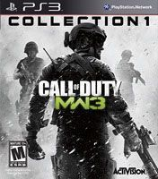 Call Of Duty: Modern Warfare 3: Collection #1 - PS3 [Digital Download Add-On]