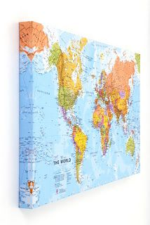 Map Of The World Ikea