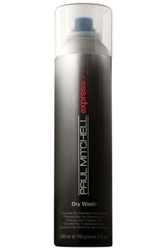 Pump Up the Volume: Paul Mitchell Dry Wash Express Dry Waterless Shampoo