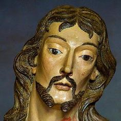 "Arts: ALEIJADINHO. ""Cristo"", Congonhas, Minas Gerais, 1780-90 (Thx Sergio)"